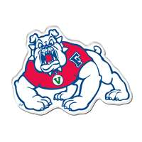 Fresno State Bulldogs Acrylic Magnet
