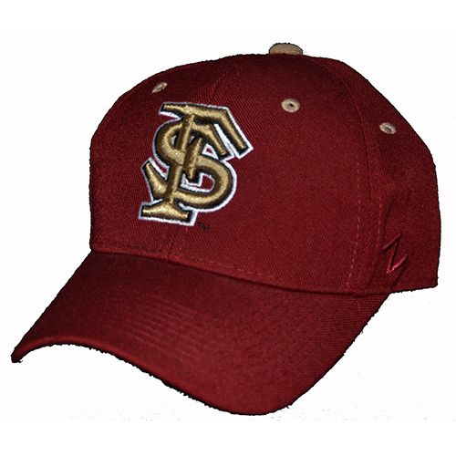 d235f5b8620c7f Florida State Seminoles Fitted Hat By Zephyr