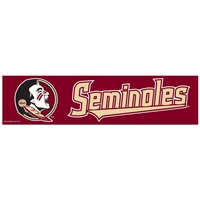 Florida State Seminoles Bumper Sticker