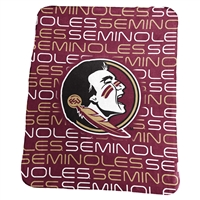 Florida State Seminoles Classic Fleece Blanket