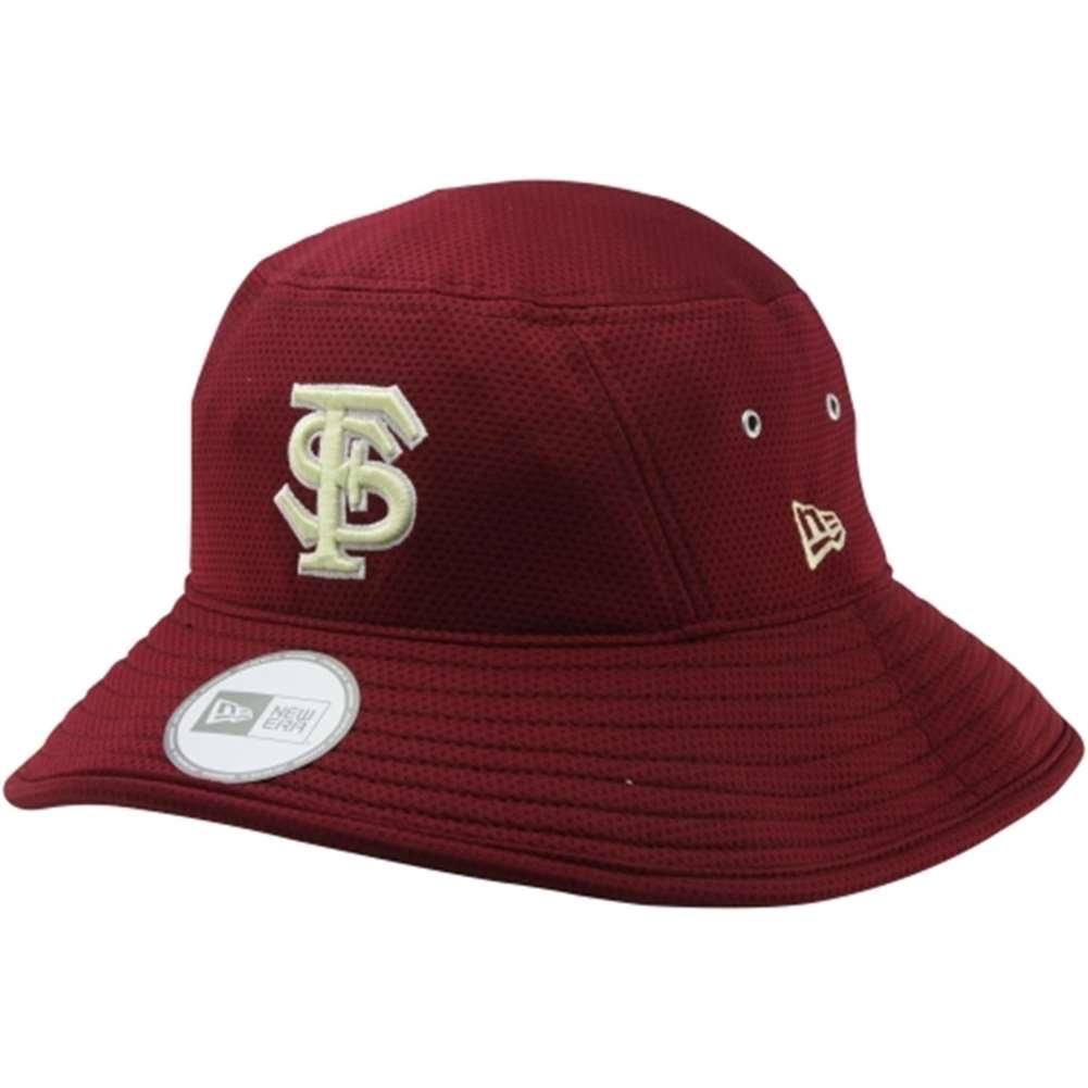 Florida State Seminoles New Era Team Bucket Hat c9361f7fc3c
