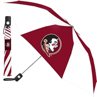 Florida State Seminoles Umbrella - Auto Folding - Alt