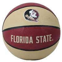 Florida State Seminoles Mini Rubber Basketball