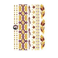 Florida State Seminoles Jewelry Flash Tattoos