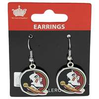 Florida State Seminoles Dangler Earrings