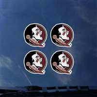 Florida State Seminoles Transfer Decals - Set of 4