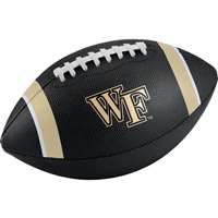 Nike Wake Forest Demon Deacons Mini Rubber Football