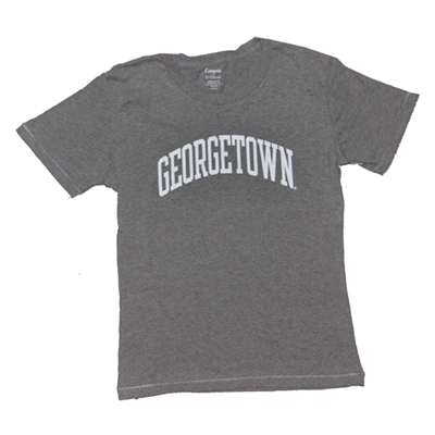 Georgetown T-shirt - Ladies By League - Heather