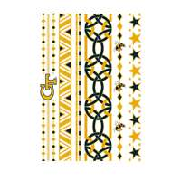 Georgia Tech Yellow Jackets Jewelry Flash Tattoos