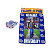 Gonzaga Bulldogs Magnetic Picture Frame