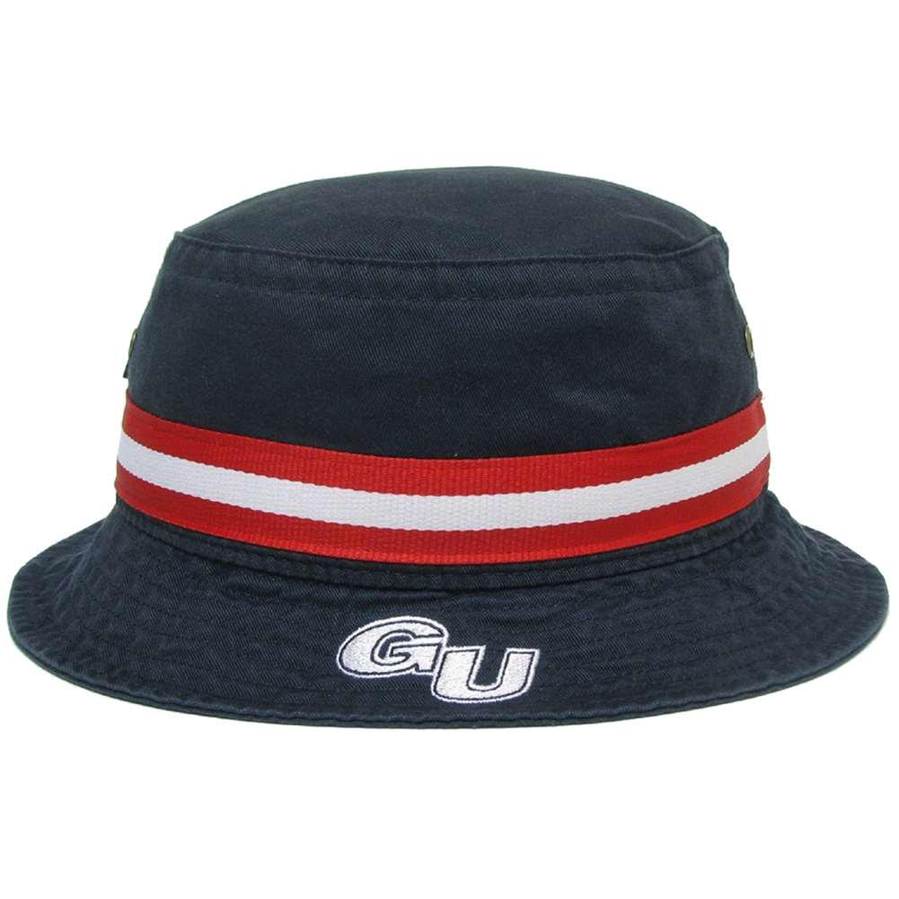 Gonzaga Bulldogs Cotton Bucket Hat - Navy 56cf5df10e26