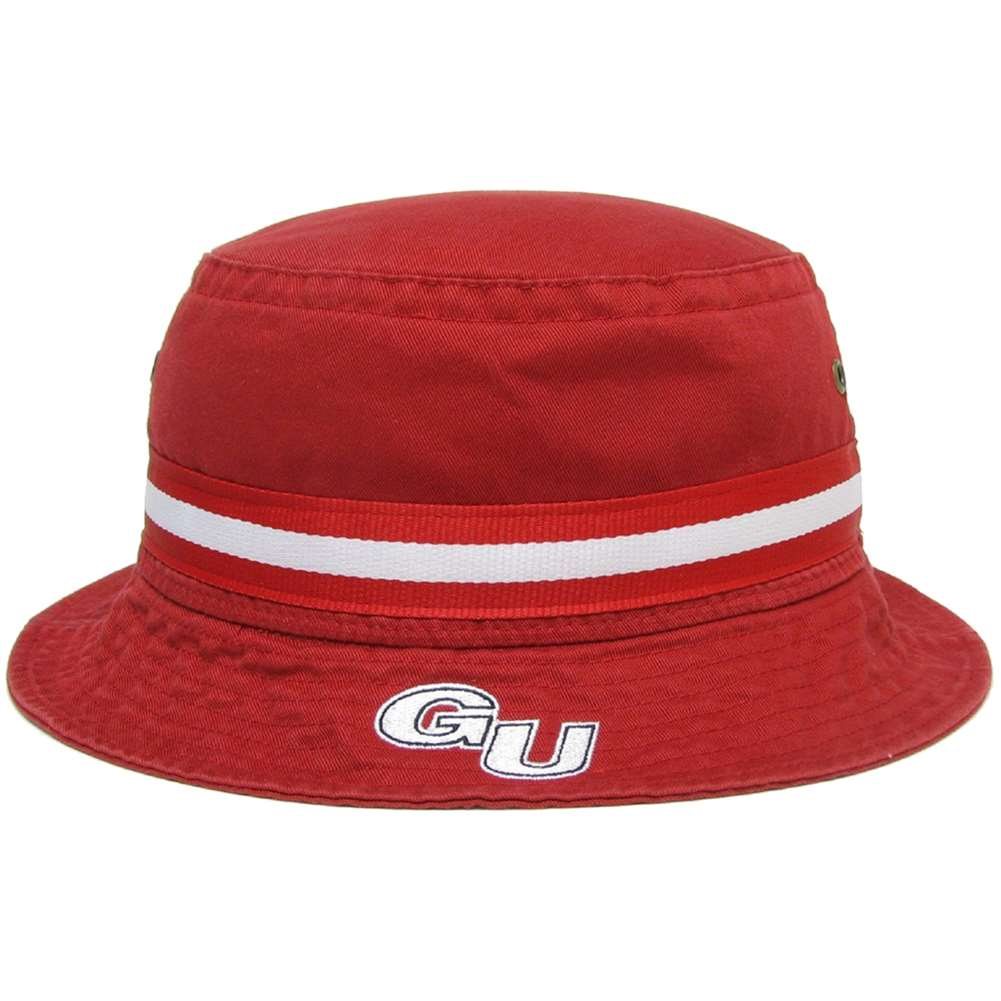 23c34b0c262 Gonzaga Bulldogs Cotton Bucket Hat - Red