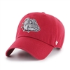 Gonzaga Bulldogs '47 Brand Clean Up Adjustable Hat - Red