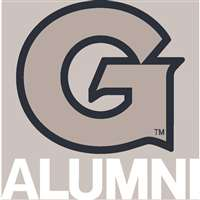 Georgetown Hoyas Transfer Decal - Alumni