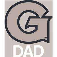 Georgetown Hoyas Transfer Decal - Dad