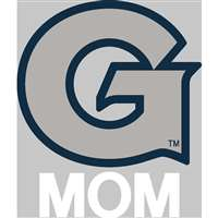 Georgetown Hoyas Transfer Decal - Mom