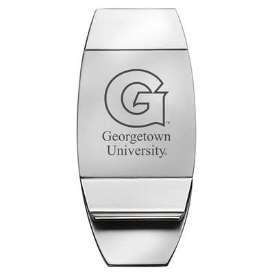 Georgetown Hoyas Money Clip
