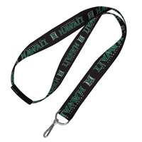 Hawaii Rainbow Warriors Logo Lanyard by WinCraft