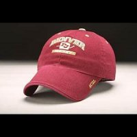 Denver U Hat - Cardinal Adjustable By Zephyr