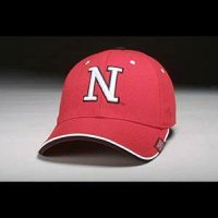 Nebraska Hat - Red Zfit By Zephyr