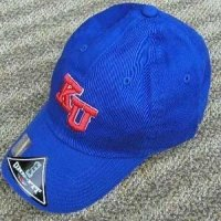 Kansas Jayhawks Hat - By Top Of The World