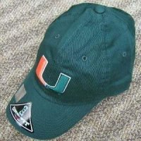 Miami Hat - By Top Of The World - Green