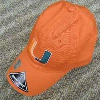 Miami Hat - By Top Of The World - Orange