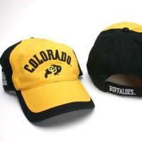 Colorado Buffaloes Hat - Espn Gameday Gridiron Cap