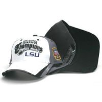 Lsu 2007 Sugar Bowl Champions Hat - By Top Of The World