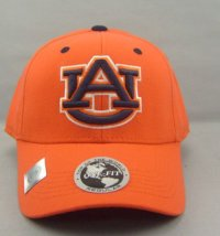 Auburn One-fit Hat By Top Of The World
