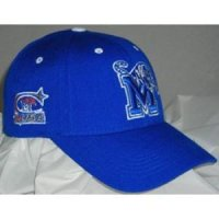Memphis Adjustable Hat By Top Of The World