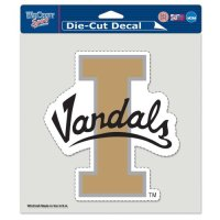 Idaho Vandals Full Color Die Cut Decal - 8