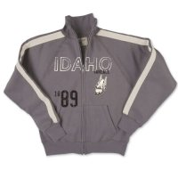 Idaho Vandals Kid's Full-zip Jacket