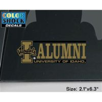 Idaho Vandals Decal - Alumni