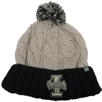 Idaho Vandals Top of the World Womens Gust Pom Knit Beanie