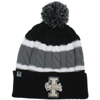 Idaho Vandals Top of the World Womens Windy Pom Knit Beanie
