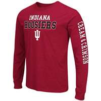 Indiana Hoosiers Game Changer Long Sleeve T-Shirt
