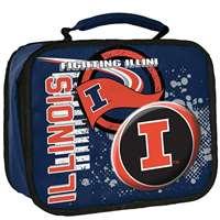 ... Illinois Fighting Illini Kid s Accelerator Lunchbox 12dab56c1bf4f