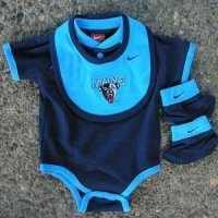Maine College Baby Set - Nike