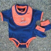 Virginia College Baby Set - Nike