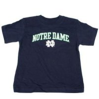 Notre Dame Toddler T-shirt - Navy