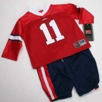 Mississippi Nike Infant Football Set