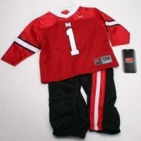 Maryland Nike Infant Football Set