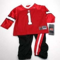 North Carolina State Nike Infant Football Set