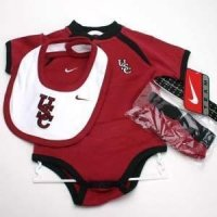 South Carolina College Baby Set - Nike
