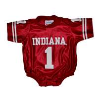 Indiana Football Infant Creeper / Youth Bubble Suit