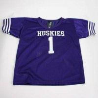 ... Washington Huskies  1 Football Jersey - Youth ... eda6a2658