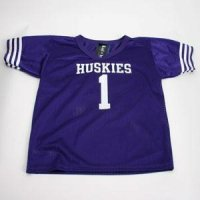 Washington Huskies #1 Football Jersey - Youth