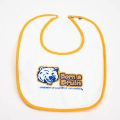 Ucla Bruins - Newborn Snap Bib