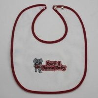 Alabama Crimson Tide - Newborn Snap Bib
